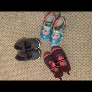 Toddler size 9 lot of shoes - 3 pair